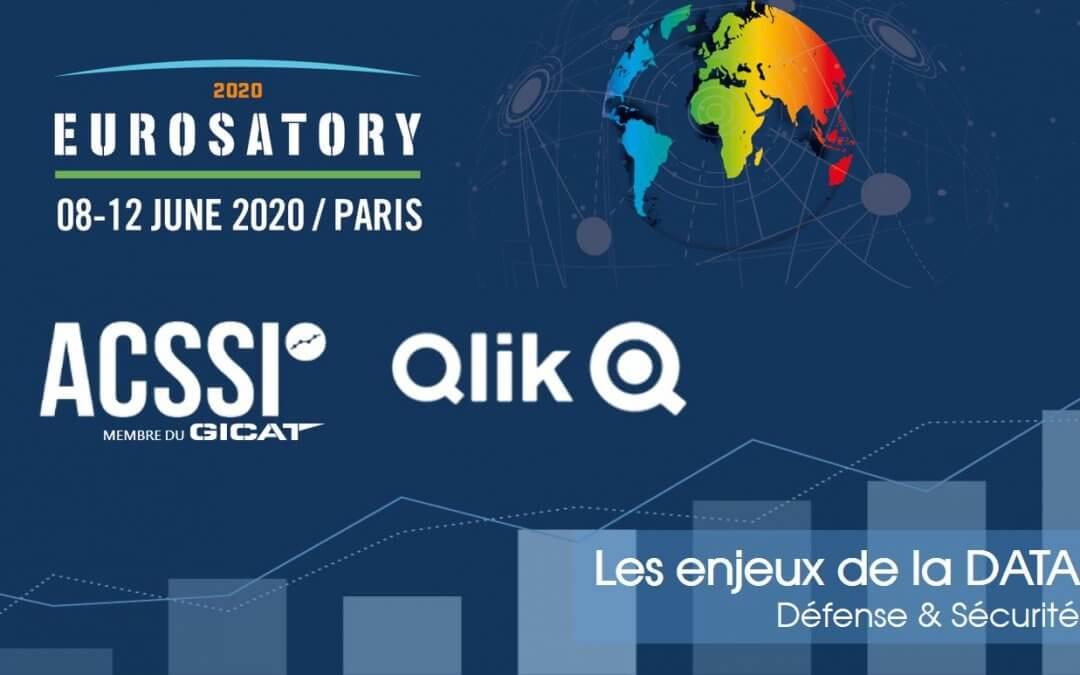 ACSSI Membre du GICAT – Eurosatory 2020 du 8 au 12 Juin à Paris