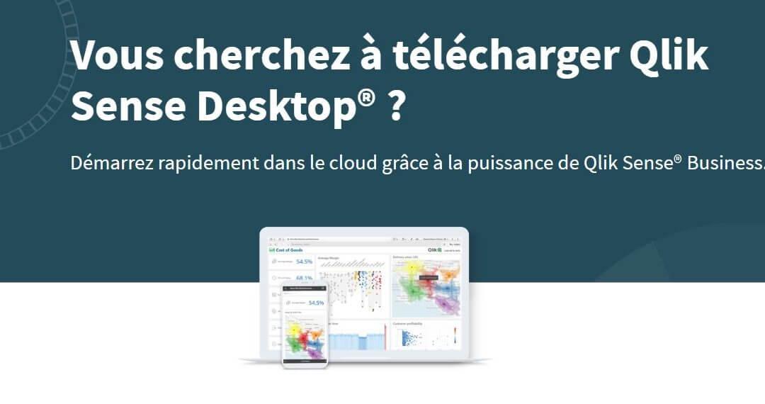 Qlik Sense Business Cloud – Commencez votre essai gratuit de 30 jours – Télécharger Qlik Sense