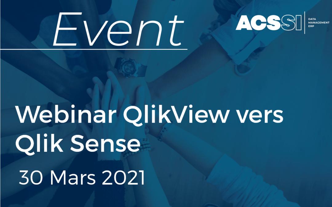 Migrez QlikView vers Qlik Sense  : Bonnes pratiques, Licences, Outils et Retours d'expériences